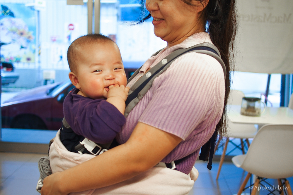苗太太和她那可愛到爆的BABY