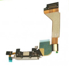 iPhone 4 尾插和麥克風排線